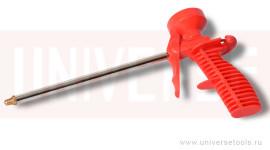 Пистолет для пены пластмассовая рукоятка_007101004